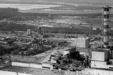 7 kníh o Černobyle