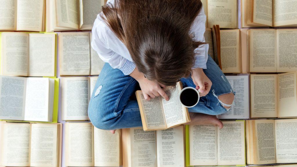 4 spôsoby, ako si zapamätať všetky knihy, čo ste kedy čítali