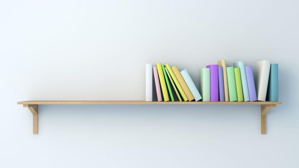 Čo o vás hovorí vaša polička kníh