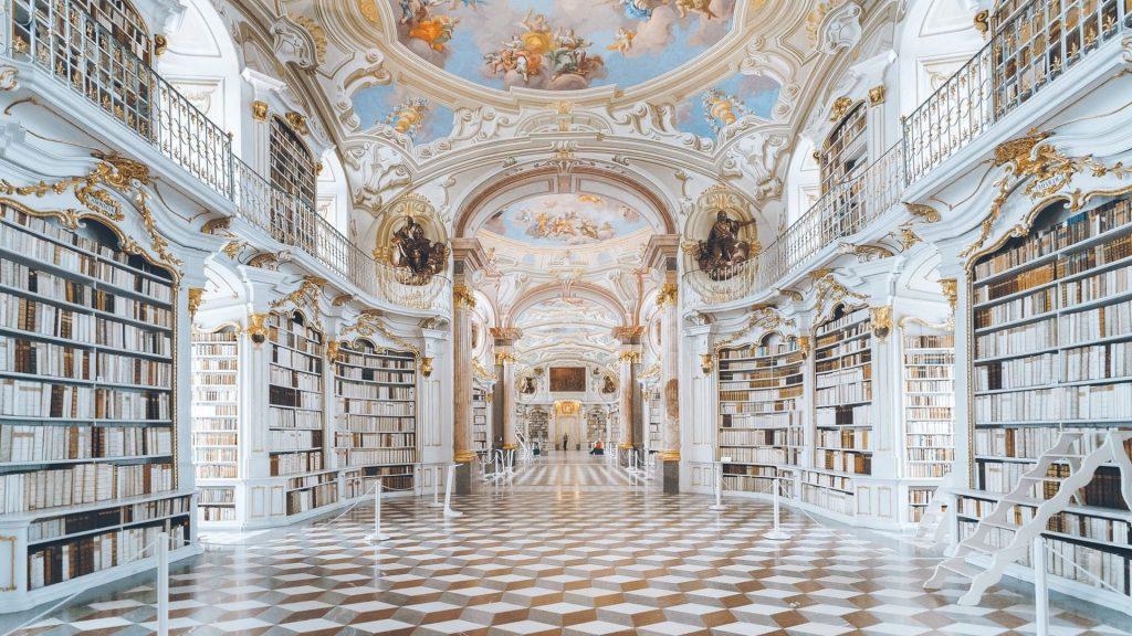 Najkrajšie knižnice sveta