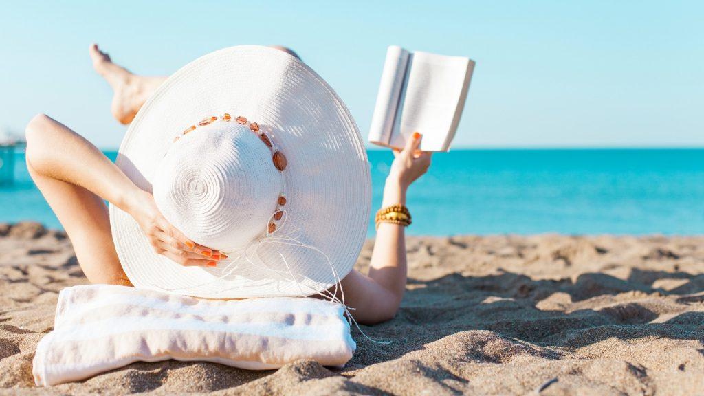 Top 16 kníh pre letné čítanie
